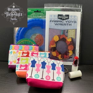 Heirloom Sewing Technique of the Month Box - November 2021 - Ships NOV 15th