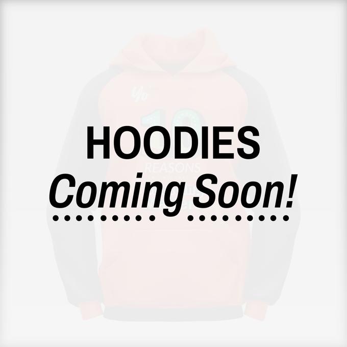 Image of Yo' 10 Reasons Branding Matters Hoodie (Black)