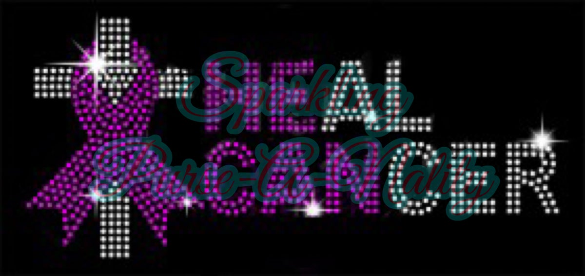 """Image of """"Sparkling"""" He Can Heal Cancer"""