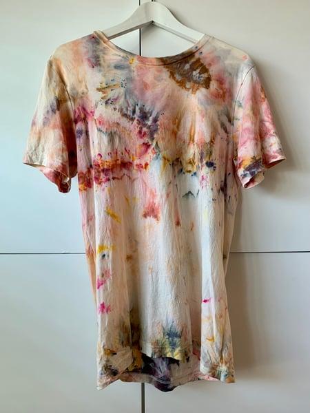 Image of Tie Dye 1/1 M (Kilauea Canvas)