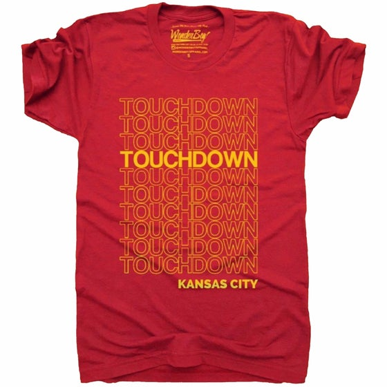 Image of Touchdown Kansas City | Red