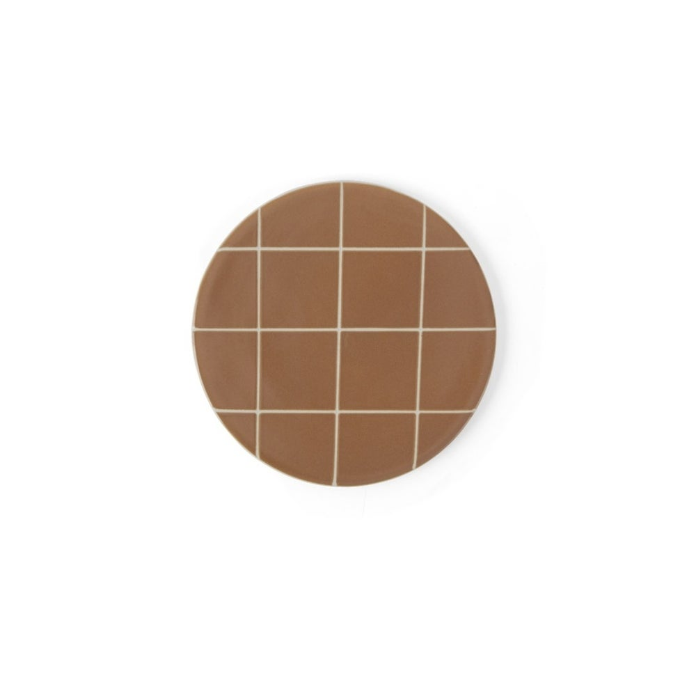 Image of Caramel / Offwhite ceramic board by OYOY