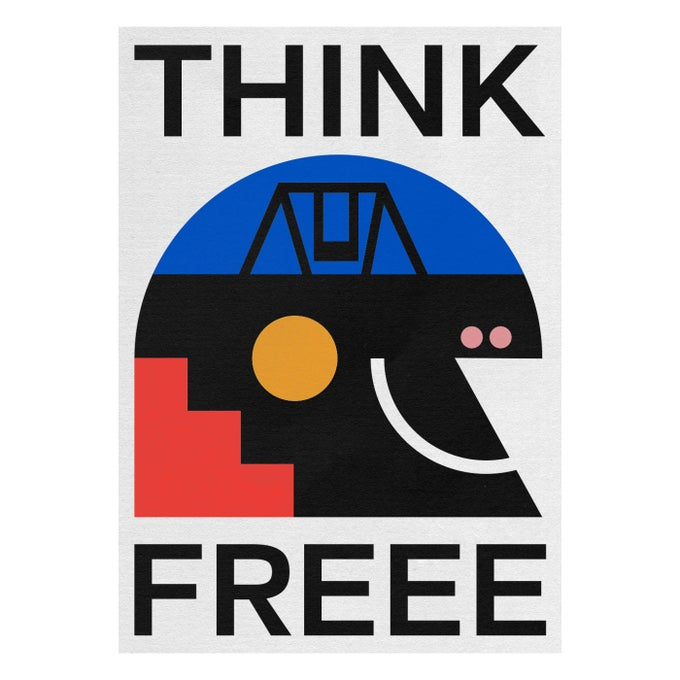 Image of THINK FREEE By Marco Oggian