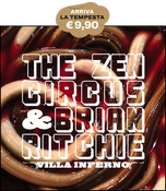 Image of The Zen Circus & Brian Ritchie - Villa Inferno