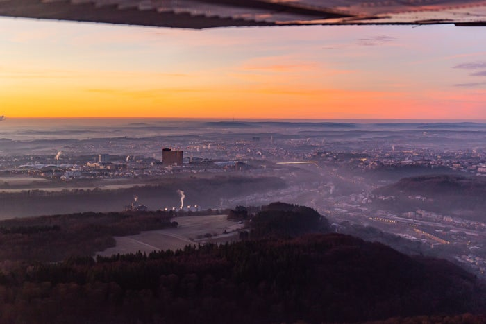 Image of Luxembourg Dawn