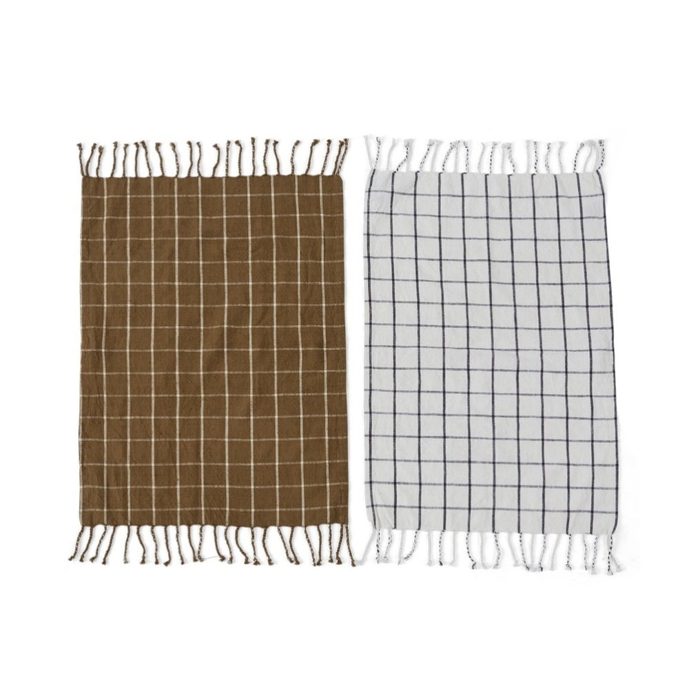 Image of Gobi Tea Towel Pack of 2 by OYOY