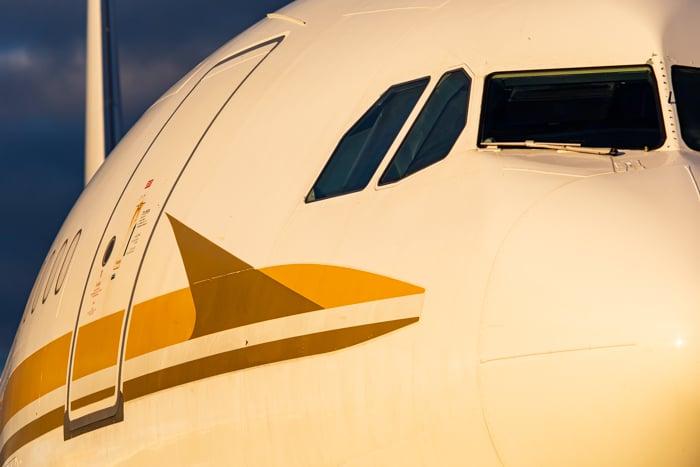 Image of The flight deck