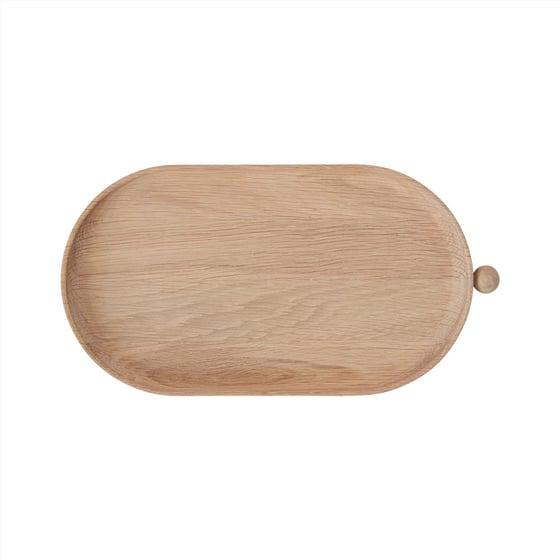 Image of Inka Wood Tray by OYOY