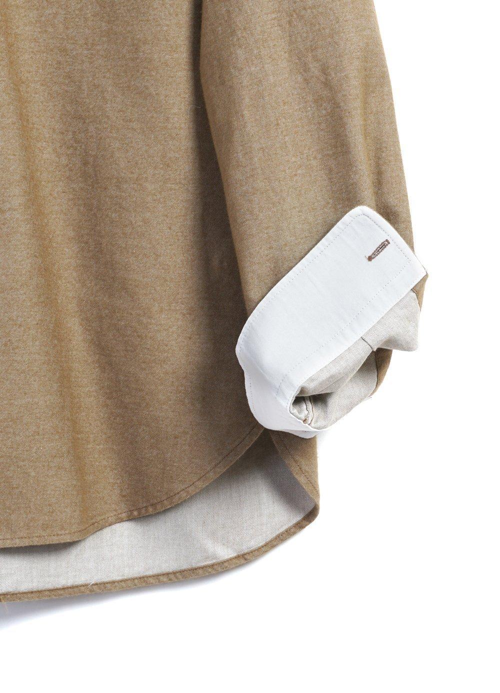 Hansen Garments ANTE   Casual Classic Shirt   white, beige