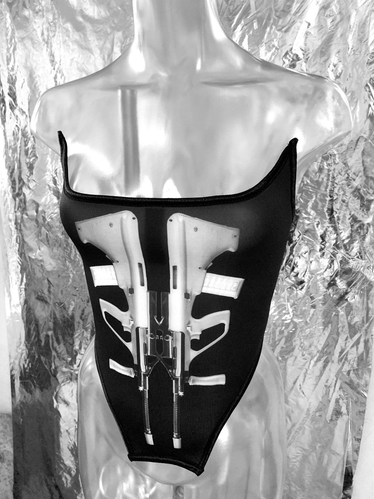 Image of TERROR VISION - Steyr Aug' neoprene 2way corset