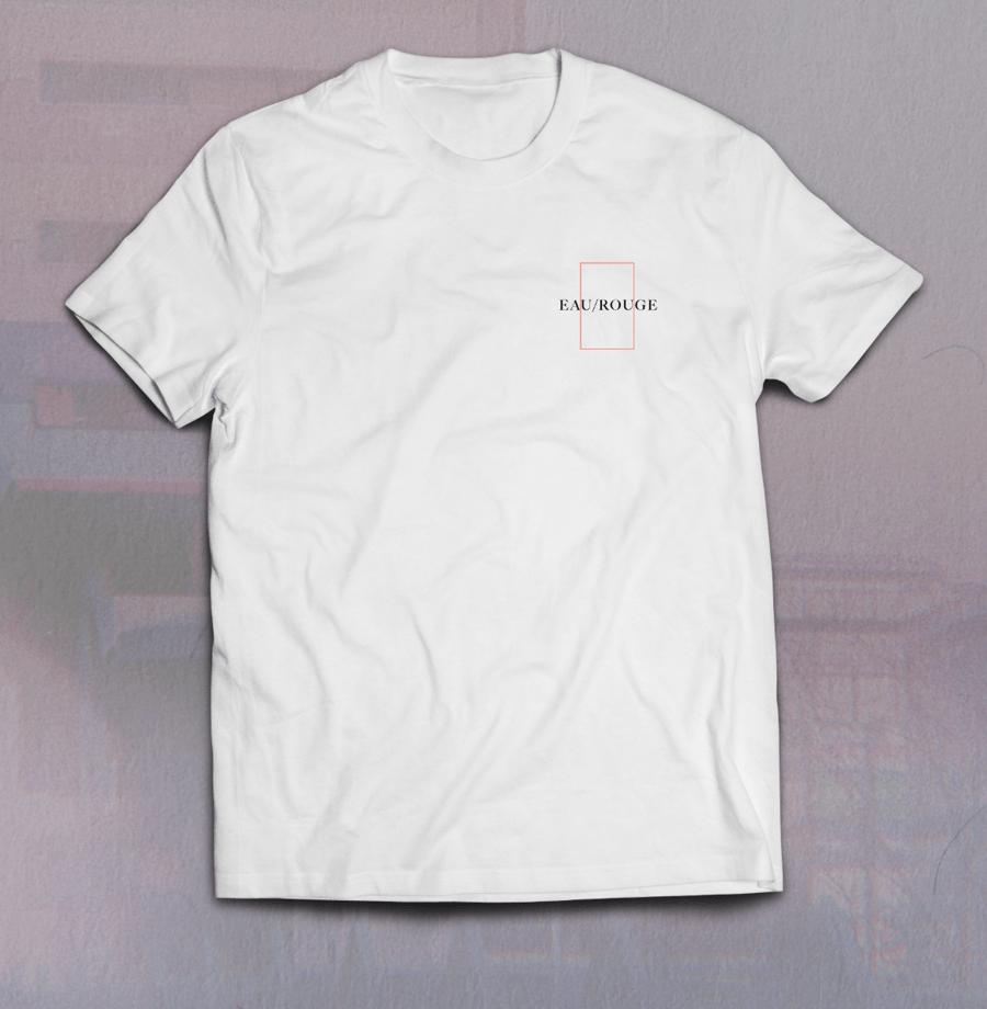 Image of Box Logo Shirt (white)
