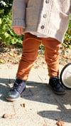 Pantalon  Jarmo en velours Cannelle