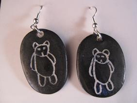 Image of Earrings teddy