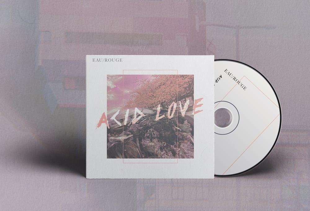 Image of ACID LOVE CD