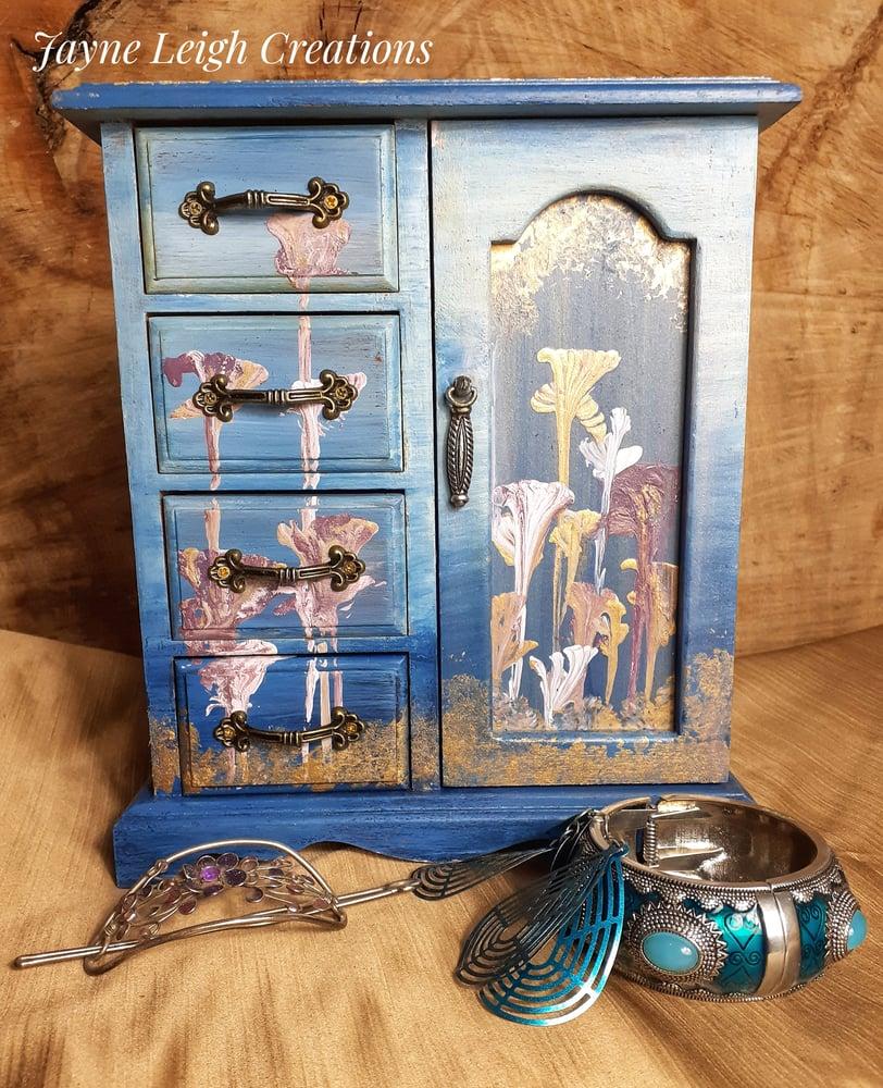 Image of Beautiful Boho Jewellery Box