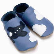 Image of Airplane Baby Shoes