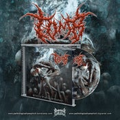 Image of TOMB-RITES OF THE FORLORN...CD