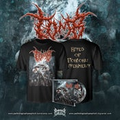 Image of TOMB-RITES OF THE FORLORN... COMBOPACK
