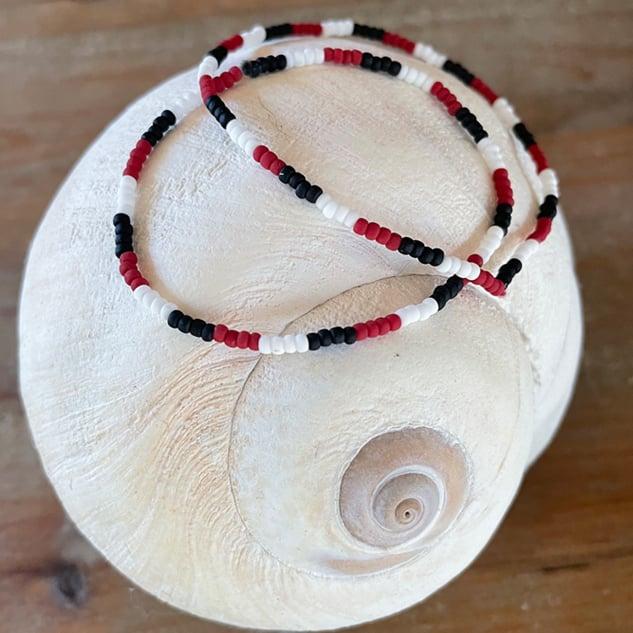 Free2Luv Bead Bracelets - NEW