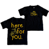 Here For You Tee