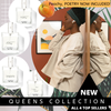 QUEENS Collection - 4 Piece Fragrance Set