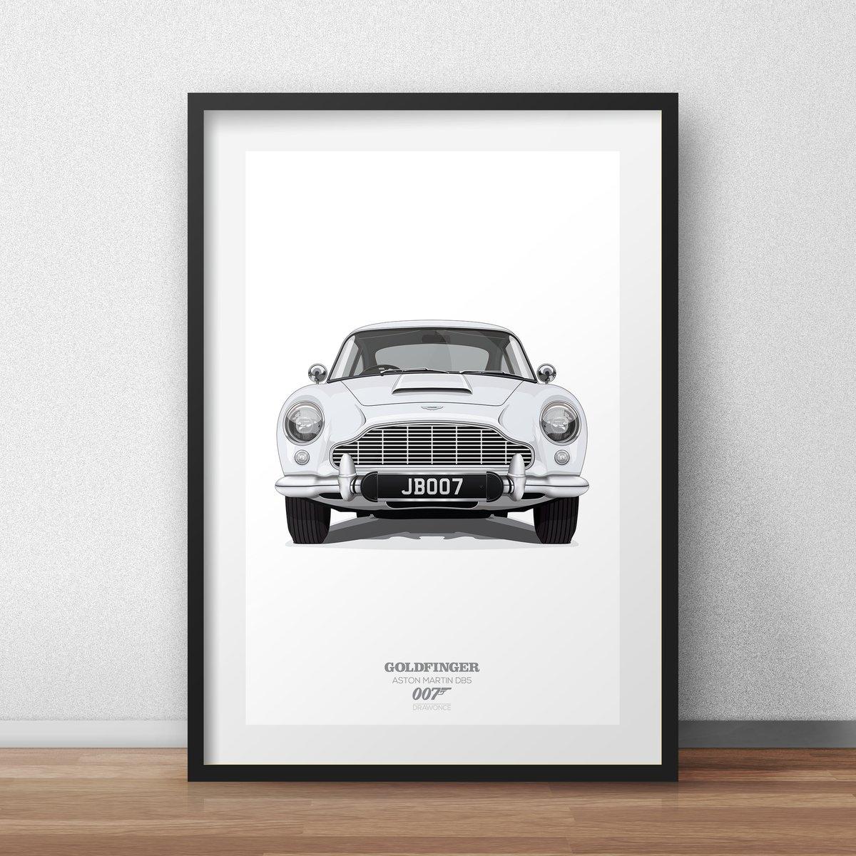 007 Collection - Aston Martin DB5 (D1-195)