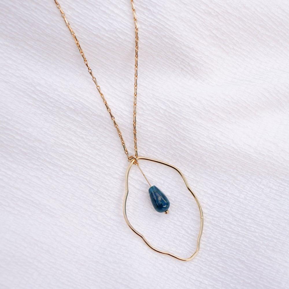 Image of Sautoir HARLOW BLUE