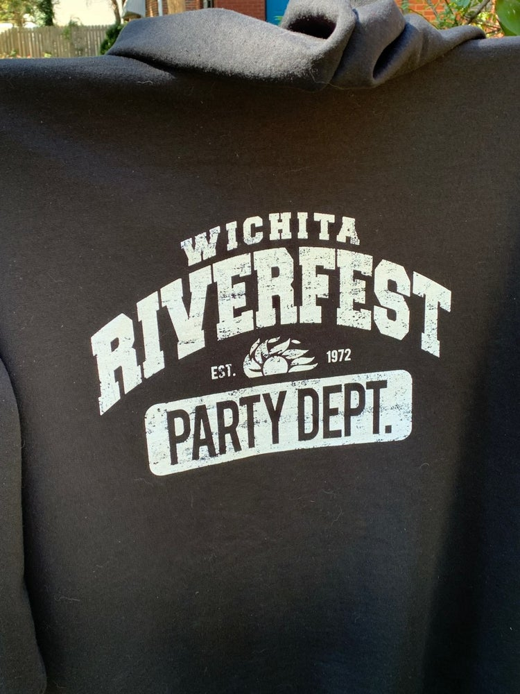 Image of Riverfest Party Dept. Hoodie