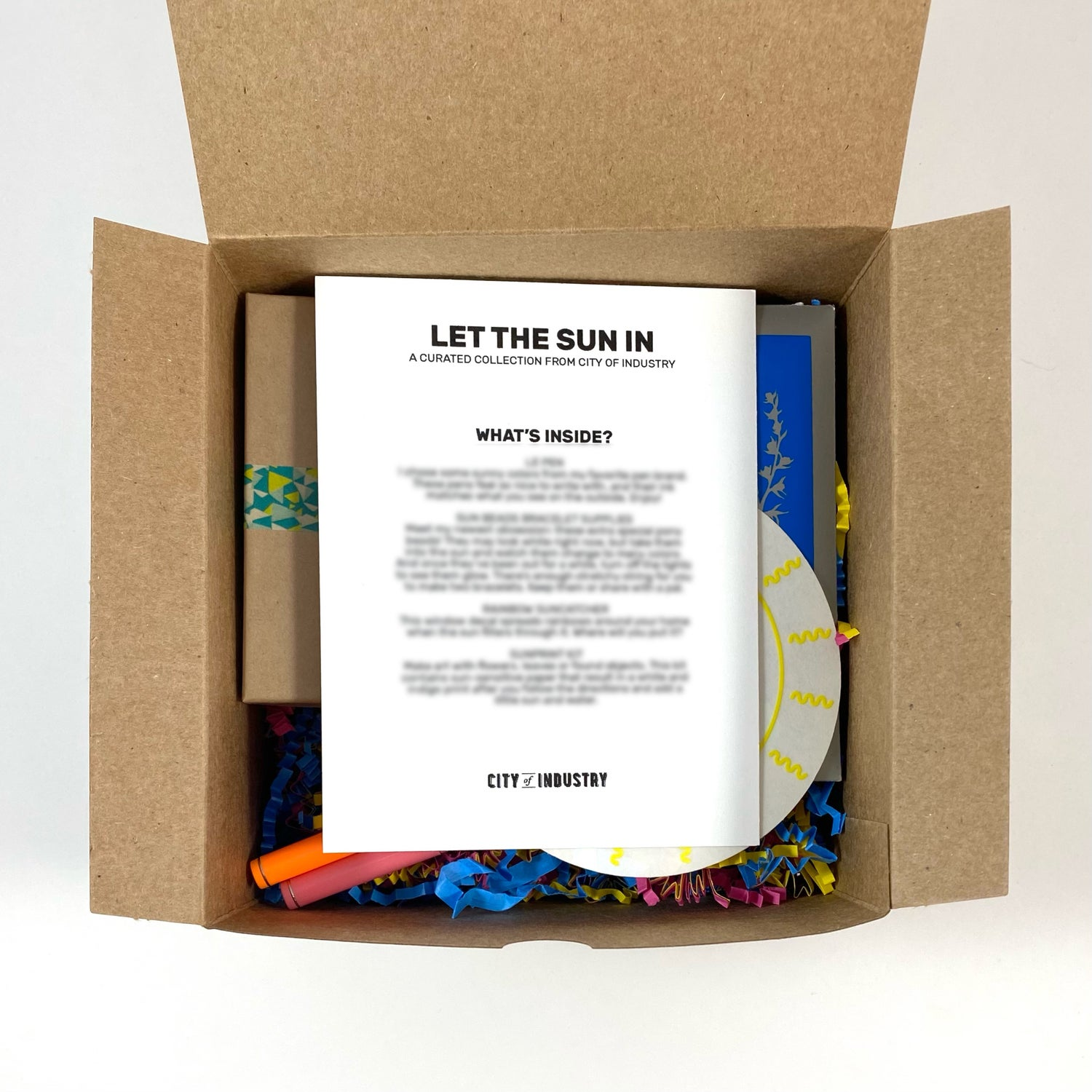 Image of Curated Collection: Let the Sun In