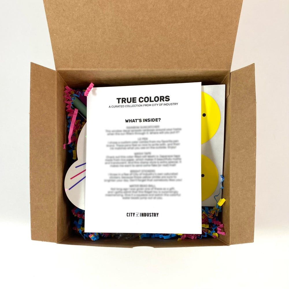 Image of Curated Collection: True Colors