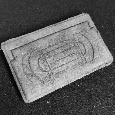 Image of VHS - Shower Steamer