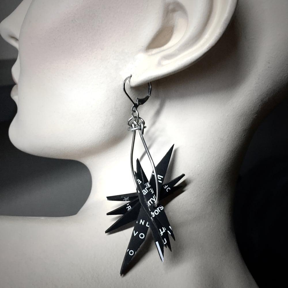 Image of Spirit Spin Earrings
