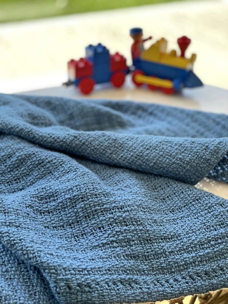 Image of Cotton Pram Throw