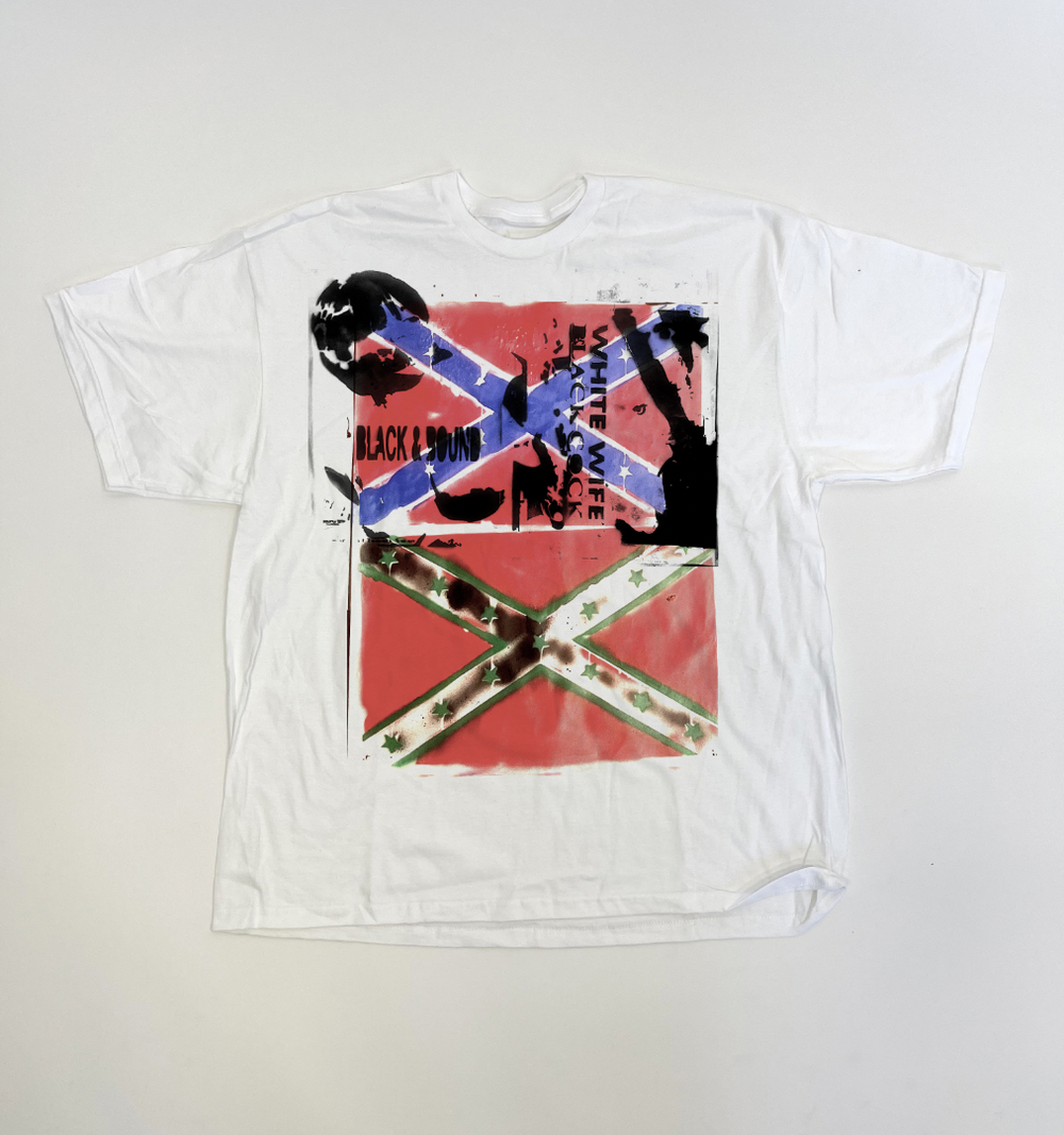 """Image of """"TRY AND FETISHIZE ME I DARE YOU""""  TEE"""