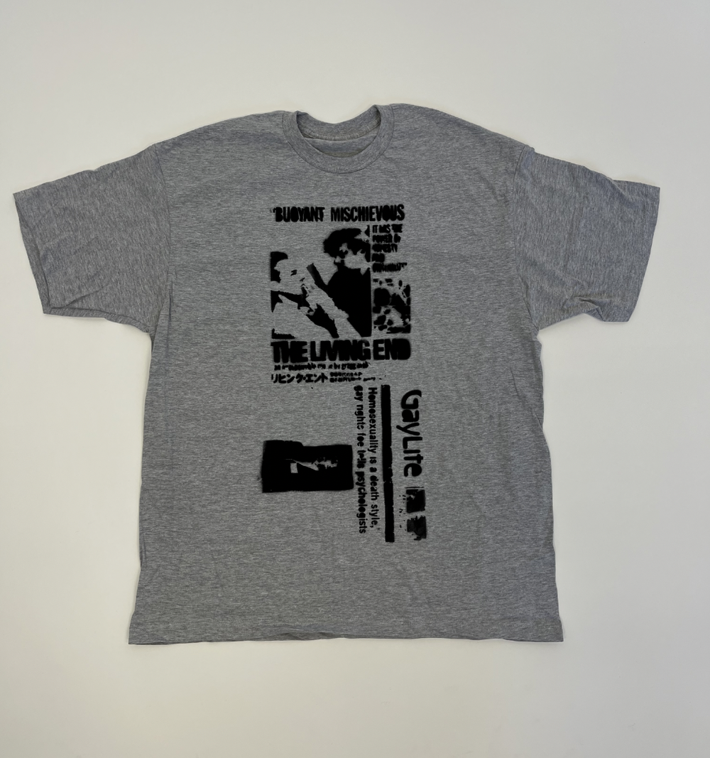 Image of THE LIVING END TEE