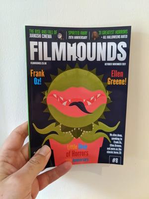 Filmhounds Magazine Issue 8 - October/November 2021