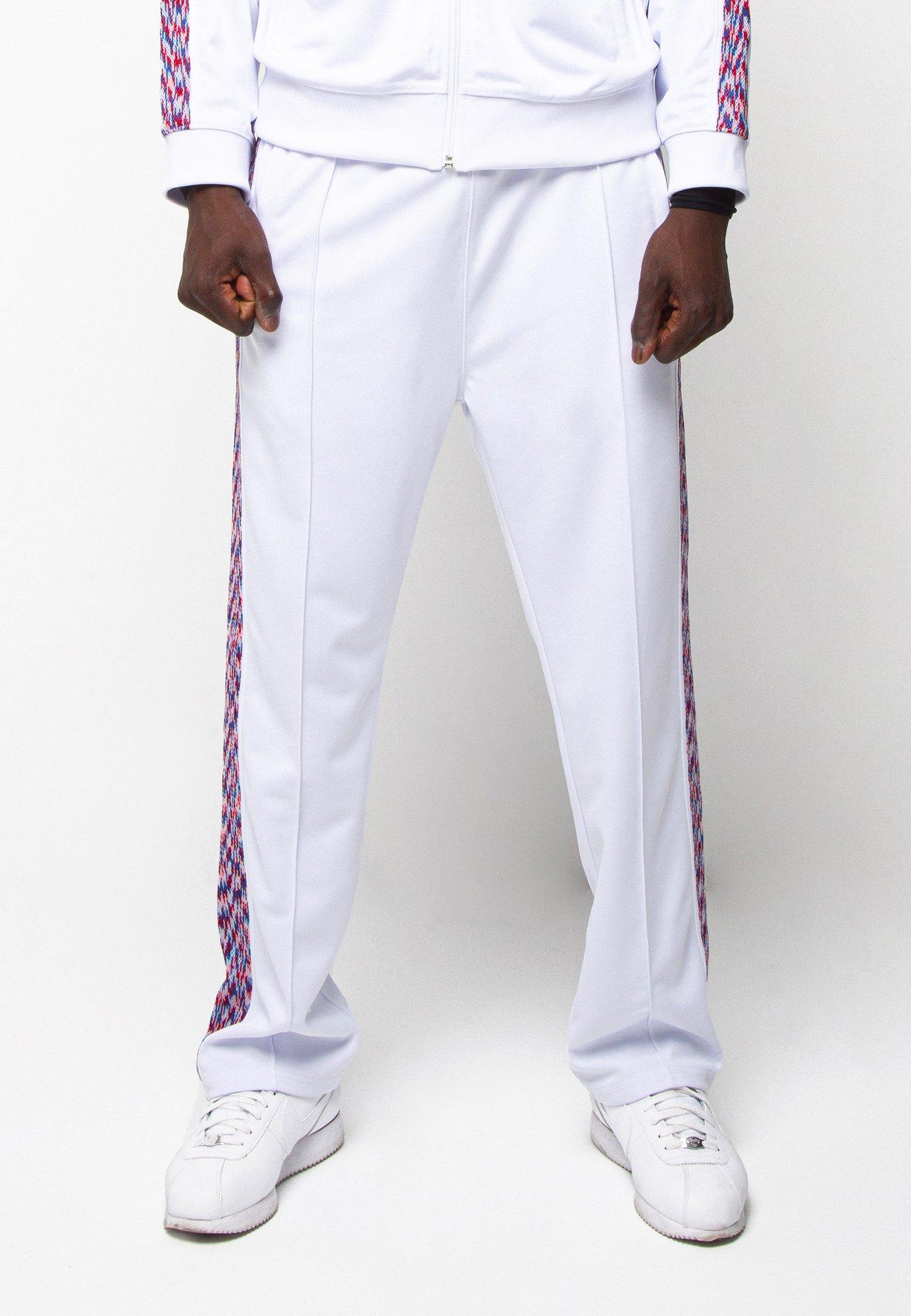 Image of ES White Track Pants