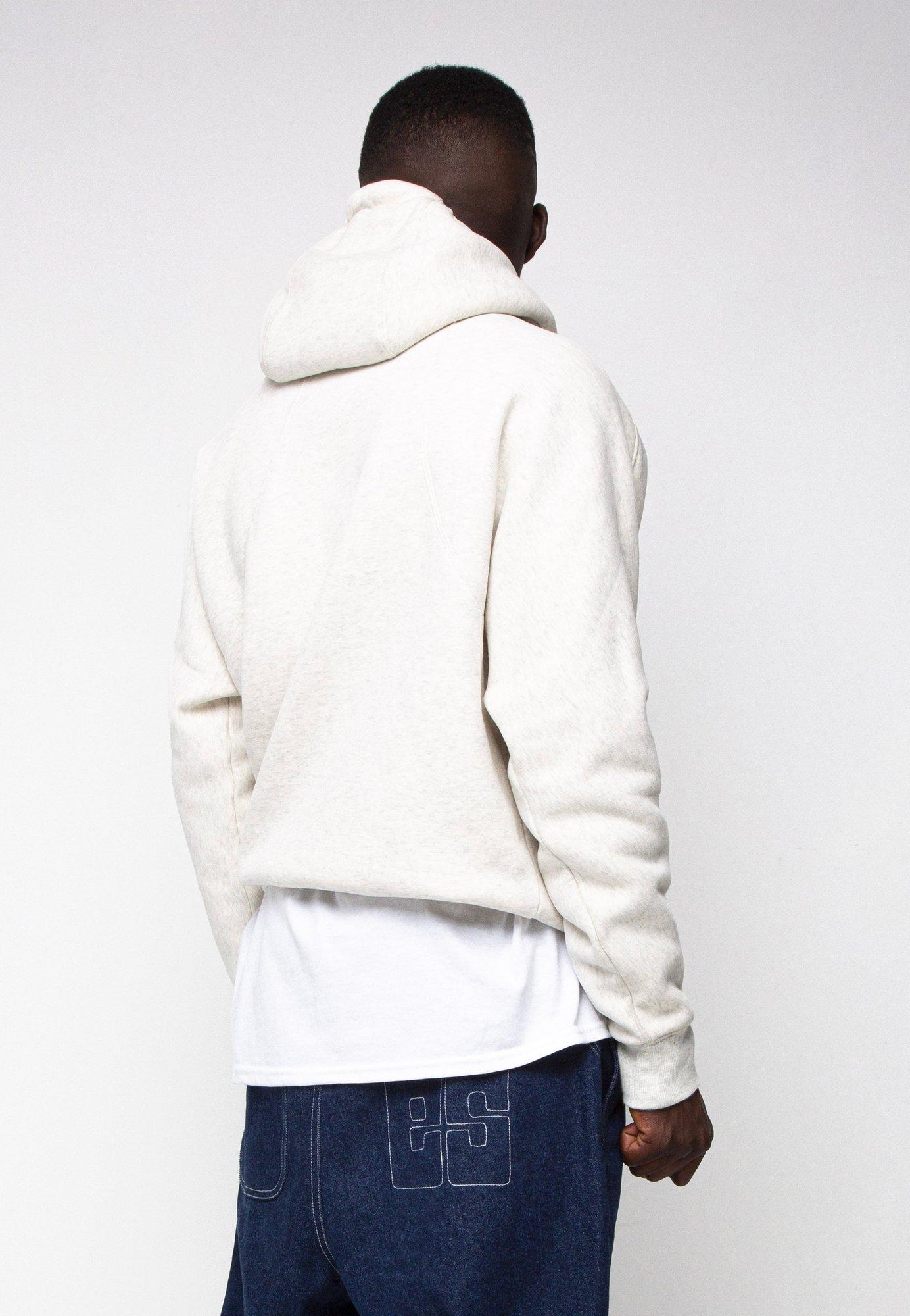 Image of ES Grey Hoodie