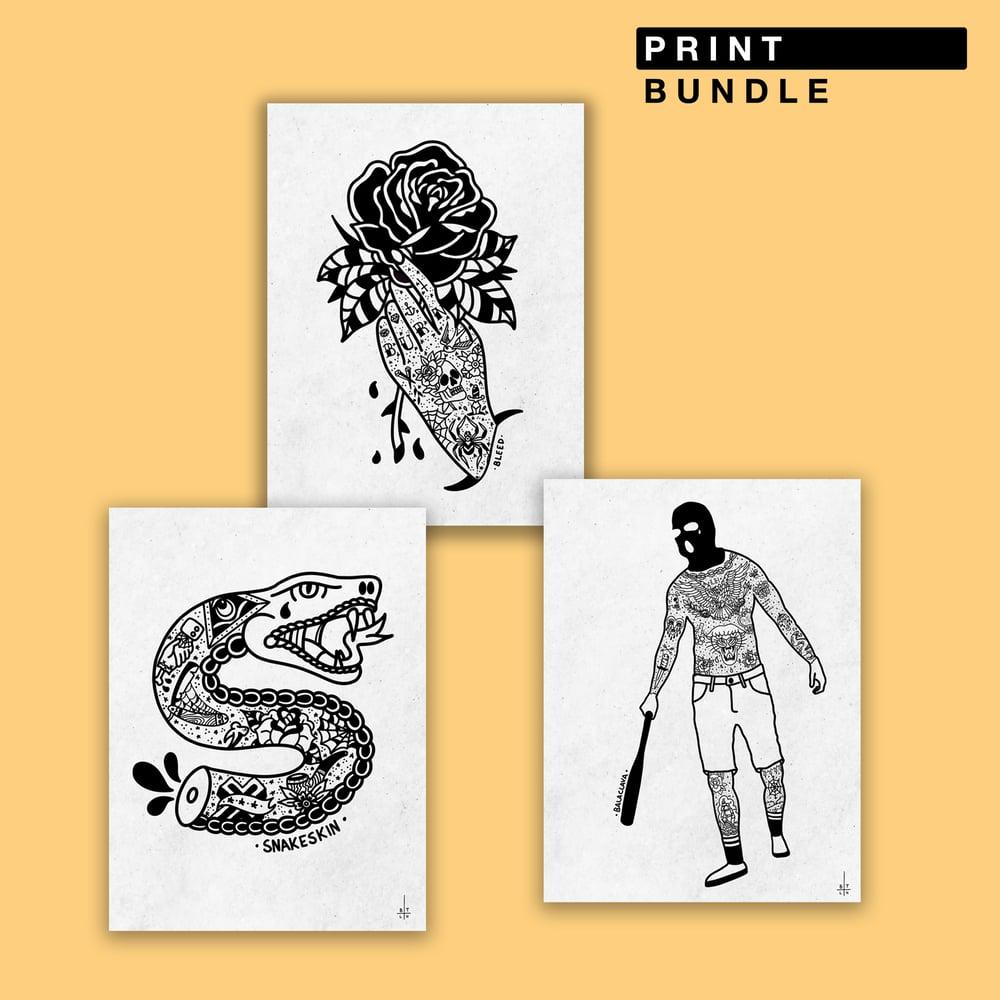 Image of Print Bundle