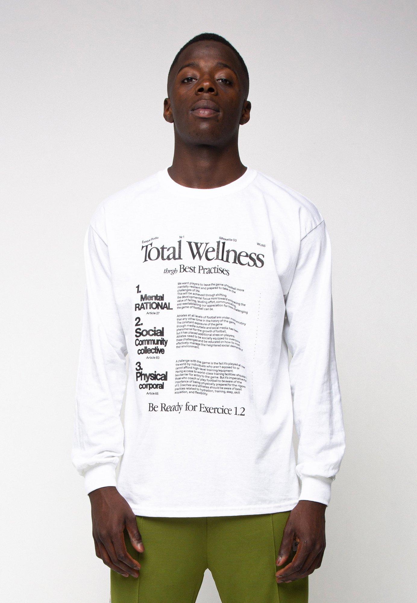 Image of Wellness T-shirt