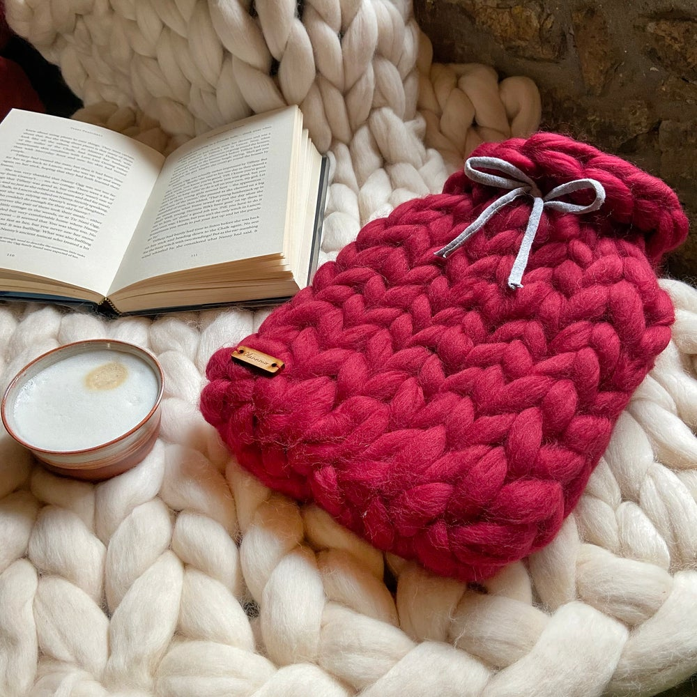 Image of Hot water bottle