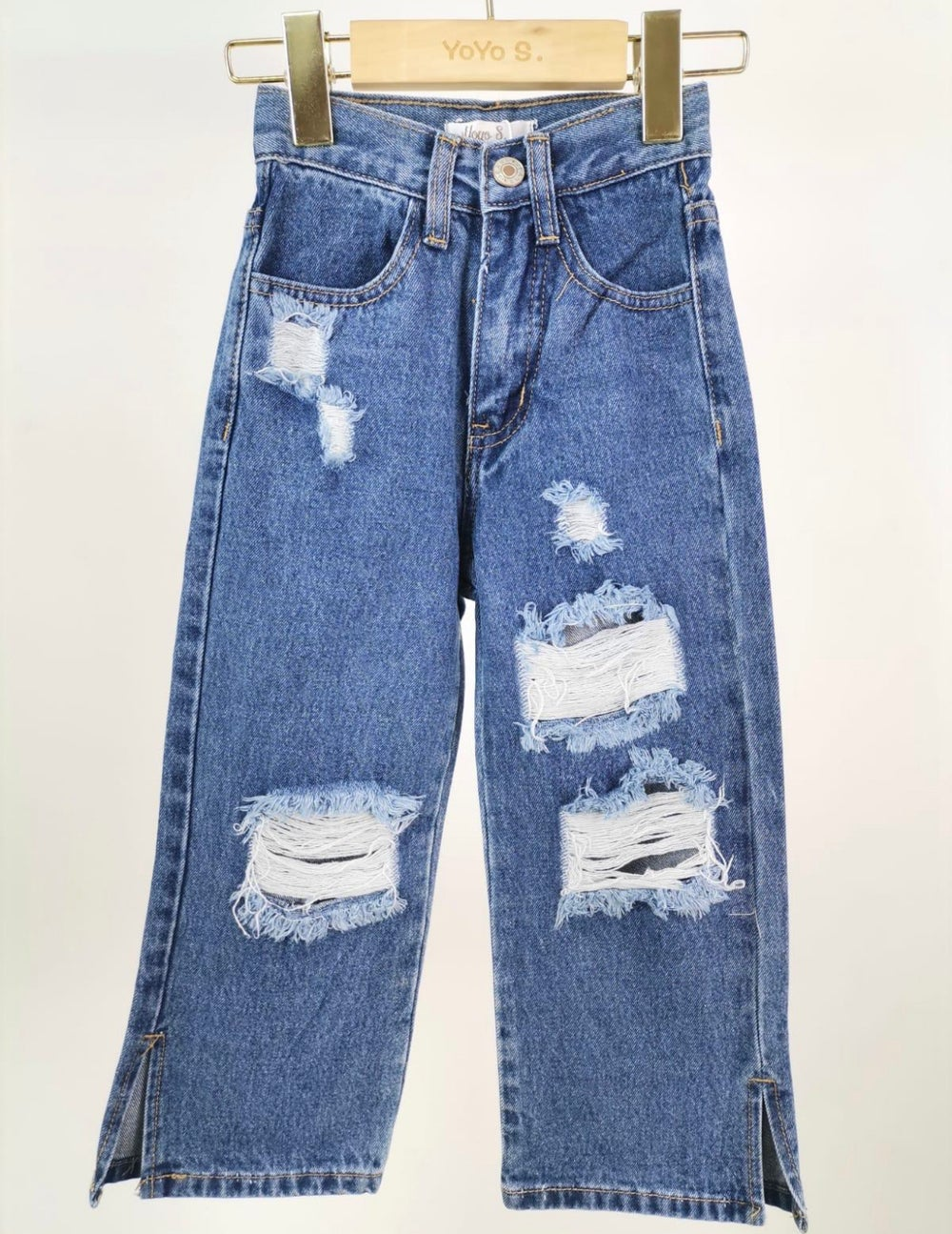 Image of Dad Distressed Jeans