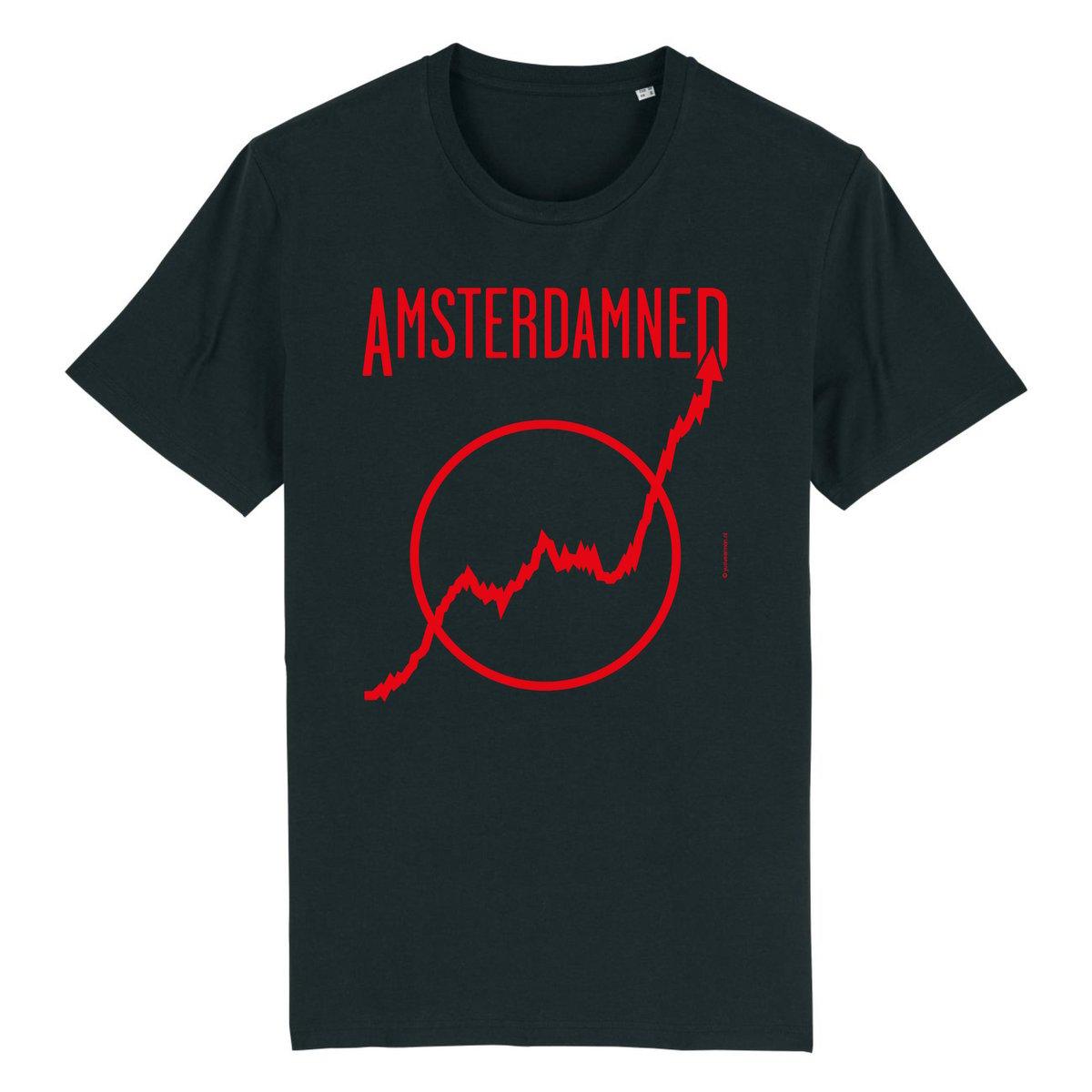 Amsterdamned Unisex T-shirt