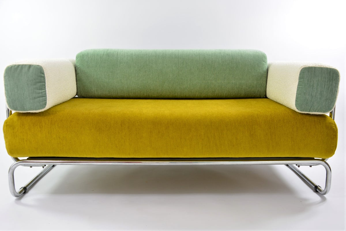 Image of Daybed allemand tubulaire