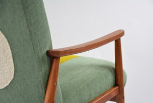 Image of Fauteuil tricolore DOT