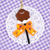 Dipped Marshmallow Ghost - Chocolate