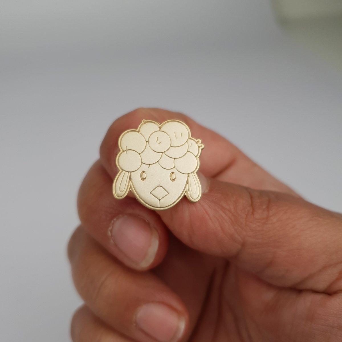 Image of Woolly Pin's Bijou / Pin's