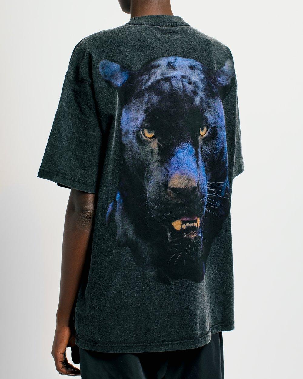 BLACK FORUM Panther Tee