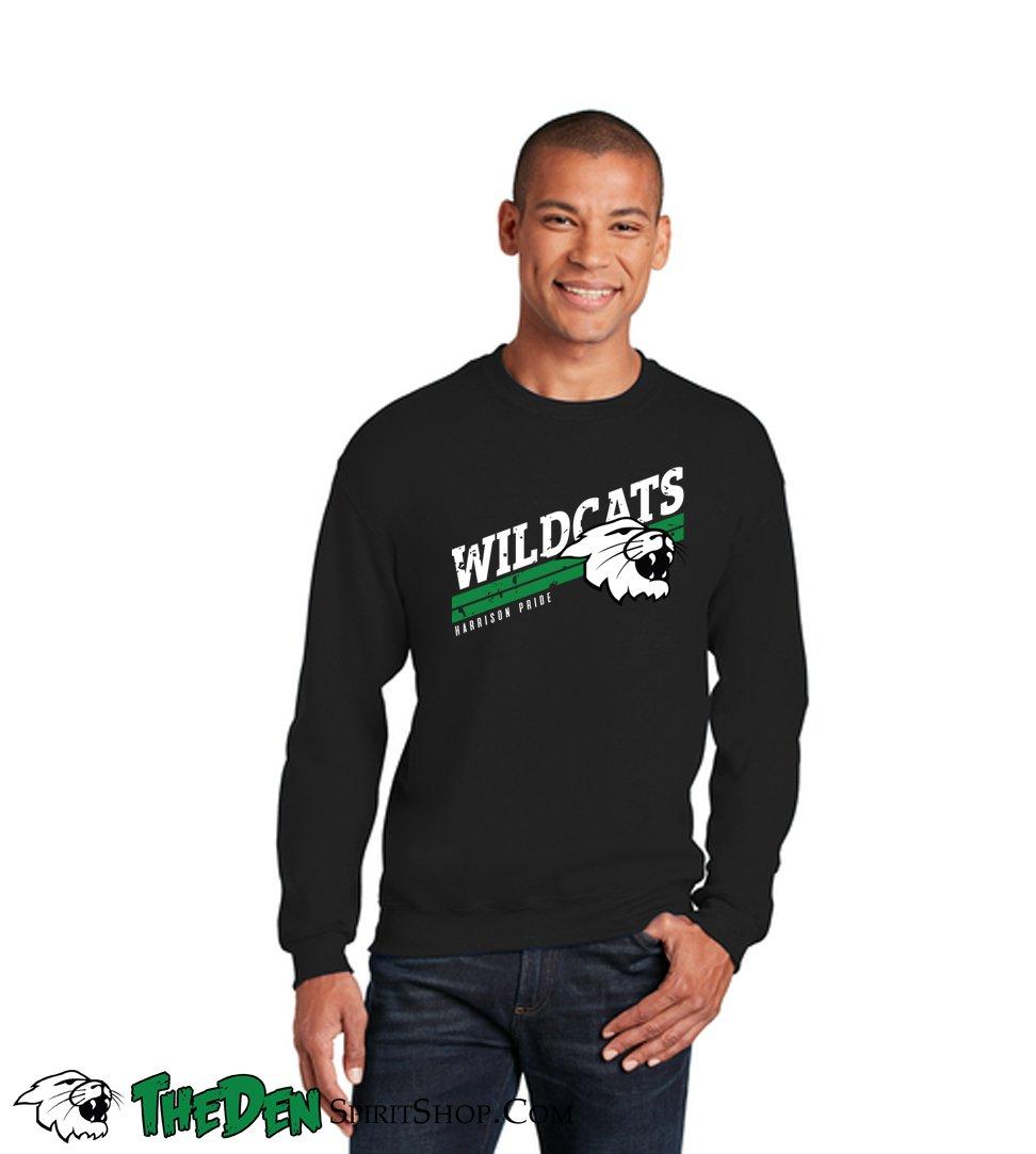Image of Wildcats Crew Sweatshirt