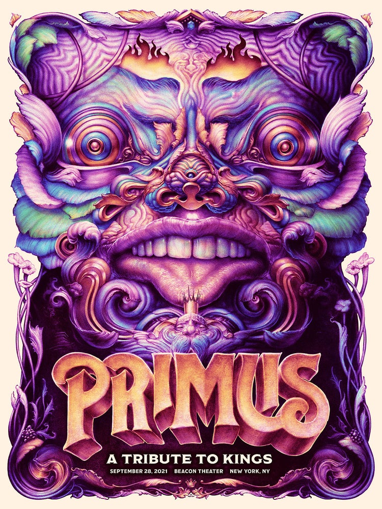 Image of P R I M U S - Tribute to Kings